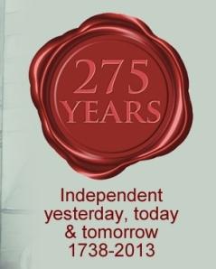 275 years