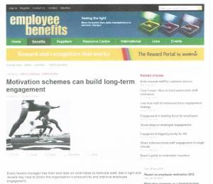 Employee Benefits Pearce Mayfield June 2013