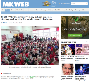 MK News 16 December 2014 sign2sing