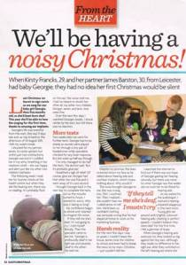Woman's Own Christmas Special December 2012